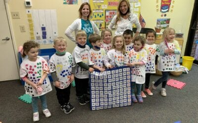 Learning Center's Cheetah Class